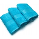 Casilin Royal Touch - Gastendoekje - Turquoise - 40 x 70 cm - Set van 3