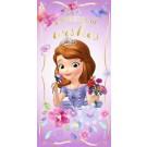 Disney Sofia het Prinsesje strandlaken - badlaken - handdoek