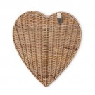 Riviera Maison placemat Rustic Rattan Heart