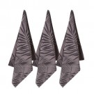 whkmp's own theedoek palm shades (65x60 cm) (set van 3)